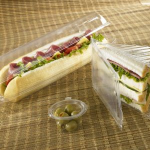 Sandwiches Containers