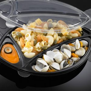 Fish Meal Containers