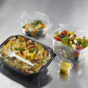 Rectangular Hermetic Containers with Separate Lids