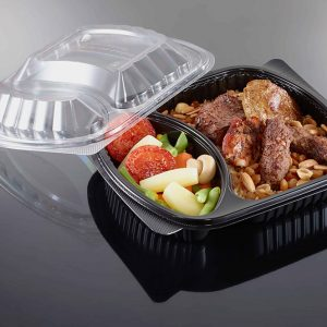 Microwavable Meal Containers