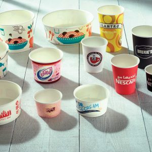 Food Paper Cups