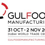 gulfood manufacturing 31 Oct – 2 Nov 2017 Dubai