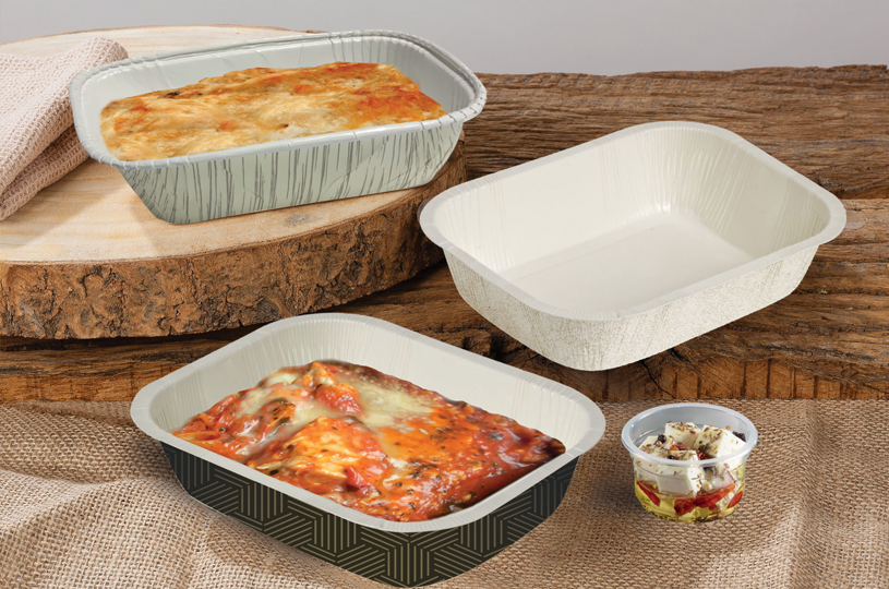 Ovenable Paper Tray 250 ml