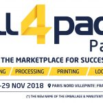 All4Pack – Paris 2018