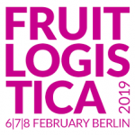 Fruit Logistica- Berlin, Germany 6-8 Feb 2019