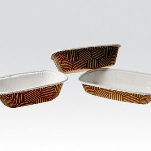 Food Paper Trays (Ovenable)